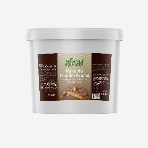Zirve Hazenut Cream With Cocoa