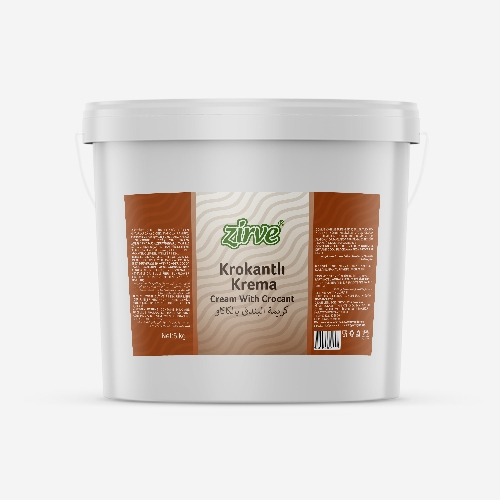 Zirve Hazelnut Cream With Crocant